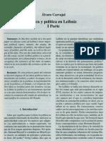 Ética y política en Leibniz