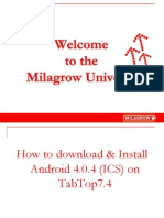 TabTop7.4 Android 4.0.4 Upgrade Instructions