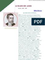 Biografia - Machado de Assis