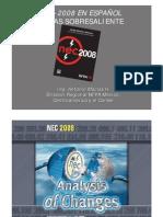 NEC 2008 EN ESPAÑOL PARTE 1