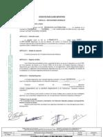 Estatutos. Club de Senderismo Los Pedroches