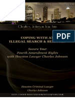 Houston Law Firm Arrested For DWI