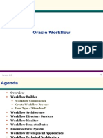 Oracle Workflow