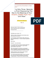 51495614 40 Common Dreams1 What They Mean and What to Do About Them