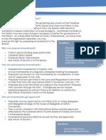 Amendment Process