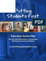 Education Reform Commission Report