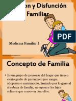 Funcion y Disfuncion Familiar