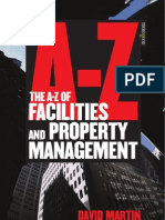 A-Z of Facilities and Property Management