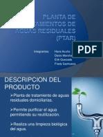 Planta de Tratamientos de Aguas Residuales (Ptar) 06-11-2012