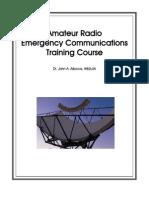 Amateur Radio Emergency Communications Training Course