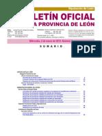Boletín Oficial de la Provincia. Festivos Locales