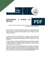 Boletín Empresarial enero 2013