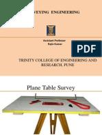plane table survey