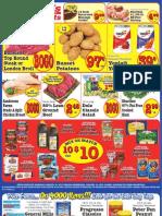 Friedman's Freshmarkets - Weekly Specials - January 10 - 16, 2013