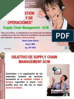 Gestion Logistica y de Operaciones - Sesion 1