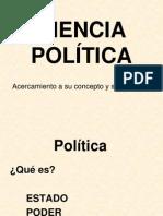 Ideas Sobre Ciencia Politica