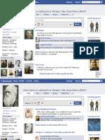 DARWIN Fakebook Example