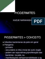 DERMATO - PIODERMITES