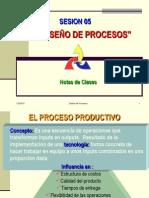 Gestion Logistica y de Operaciones - Sesion 5