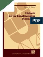 1990 Emilio Rabasa - Historia de Las Constituciones Mexicanas Libro Completo