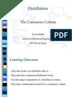 Continuous Column