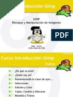 Curso Gimp II