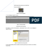 Manual de Usuario de Un Proceso en Un Robot Fanuc