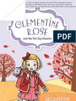January Free Chapter – Clementine Rose and the Pet Day Disaster by Jacqueline Harvey