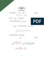 Mathcad - CAPE - 2002 - Math Unit 2 - Paper 01