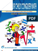 Helping Your Child Conquer Math-With fun Math Activities For Childern