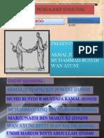 Seminar Pengajian Strategi Presenting