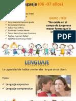 El lenguaje compresivo (6 y 7) años  corregido