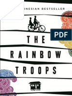 Reading Group Questions for The Rainbow Troops by Andrea Hirata