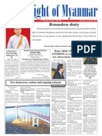 New Light of Myanmar (3 Jan 2013)