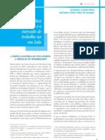 A política econômica e o mercado de trabalho na era Lula - EDUARDO COSTA PINTO, ANTÔNIO PLÍNIO PIRES DE MOURA.