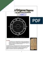 Origenes Paganos de Jesucristo y La Cristiandad