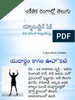 ప్రపంచ తెలుగు మహాసభలు 2012 రహ్మానుద్దీన్