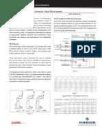 NGL Fractionation Vapor Phase Samples