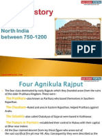 55(B) North India Between 750-1200