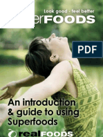 Superfoods Booklet 2011