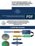 Presentasi Oral Growth and Production