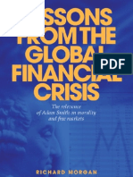 Lessons From Global Financial Crisis