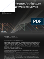 CUBRID Reference Architecture for Social Networking Service (2011!8!7)