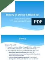 5. Stress and Heat Flux Jan 2013