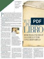 Tutti i Modi Per Dire Libro, Leggere Il Futuro Con Il Dizionario 2.0 - Repubblica 03.01.2013