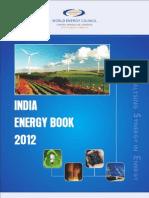 India Energy Book 2012