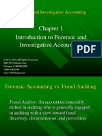 Introduction to Forensic and Investigative Accounting