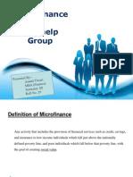 microfinance and self help group