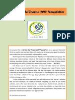 Verbum Dei Annual Newsletter 2012