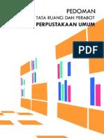 Pedoman Tata Ruang dan Perabot Perpustakaan Umum